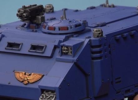 Gw tank
